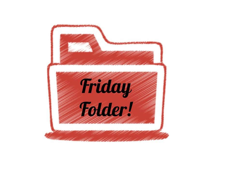 Weekly Friday Folder