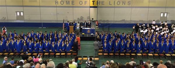 Click Here for Information on 8th Grade Graduation Ceremony Pictures