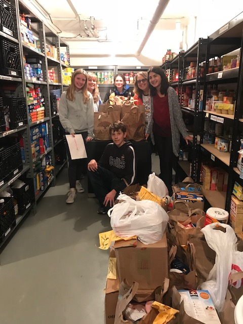 Gurrie Supports The Saint Francis-Xavier Food Pantry