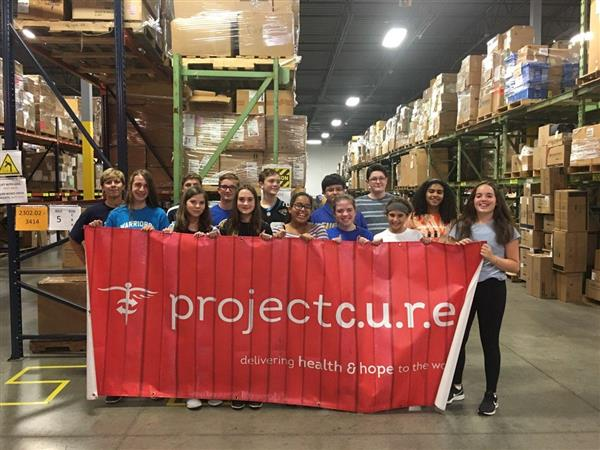 EMM STARTS STRONG: Project Cure