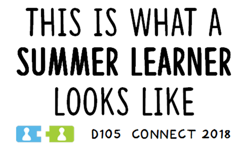 This is What a Summer Learner Looks Like Logo
