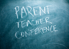 Parent Teacher Conferences - November 2nd  and 4th.